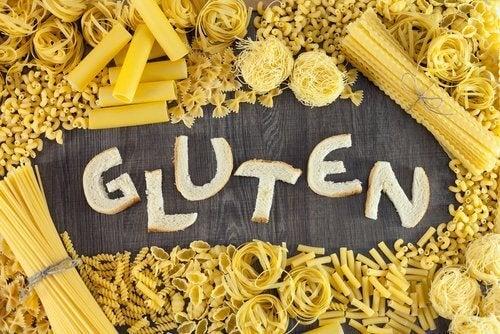 Gluten i kosten