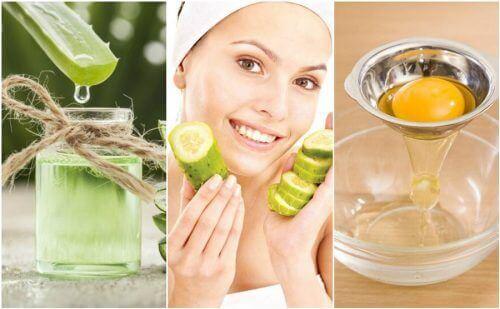 Förebygg kråkfötter med 6 naturliga produkter