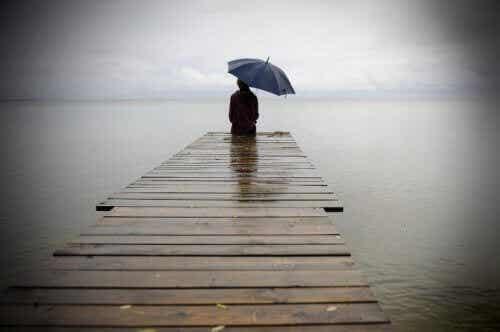 Ensamhet gör ont, men smärtan kan hjälpa dig att läka