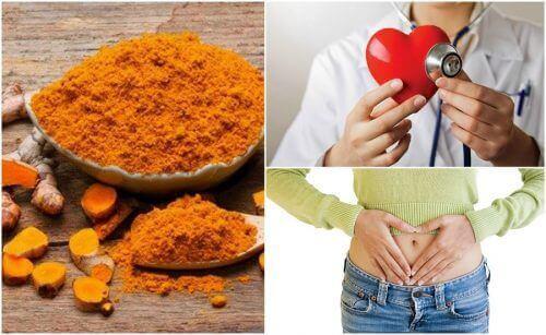 8 fördelar med gurkmeja du borde känna till