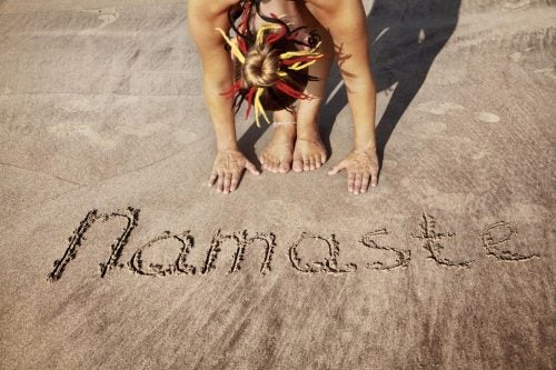 Namaste har långa anor