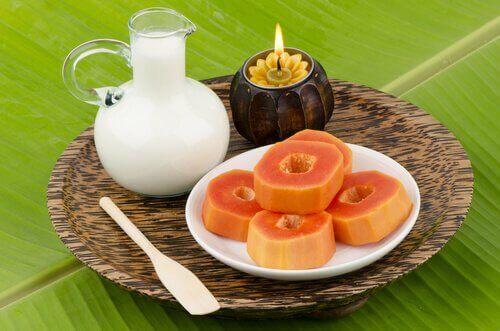 papayaskivor