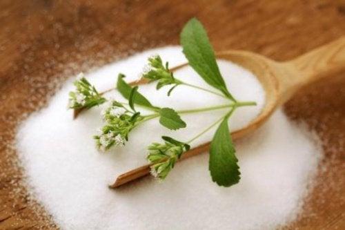 Dryck med stevia