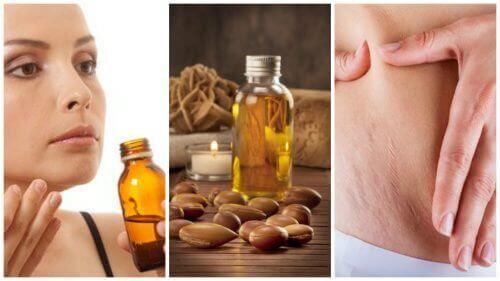 7 sätt att få din hud att se bättre ut med arganolja