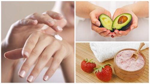 Motverka rynkiga händer: 5 hemmagjorda behandlingar