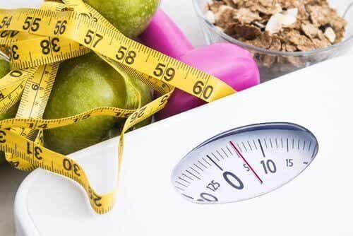 Ålder och vikt – hur kostens påverkan ökar med åren