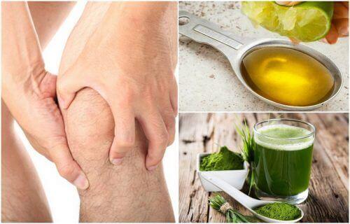 Sänk dina urinsyranivåer med naturliga ingredienser