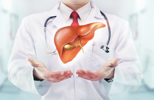 Förbättra din leverhälsa