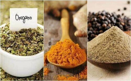 8 kryddor du kan använda som substitut för salt