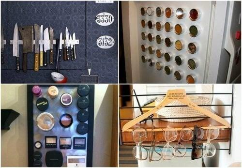 13 snabba och enkla trick för att organisera hemma