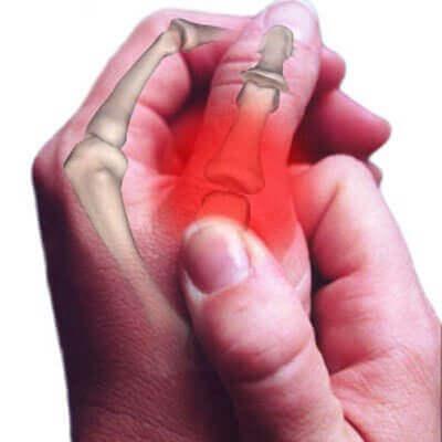 Smärta från inflammation