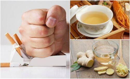 5 stycken olika teer som minskar röksuget