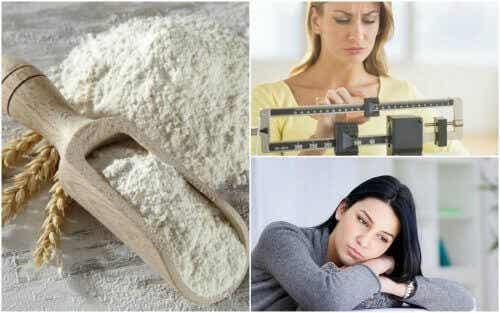 Raffinerat mjöl – 7 negativa effekter