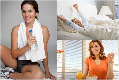 5 saker du kan göra varje dag för att få mer energi
