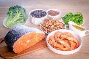 Omega- hittas i mer än bara fet fisk