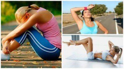 6 felaktiga uppfattningar om träning