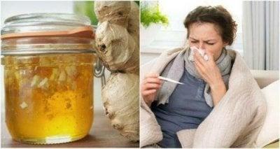Bekämpa förkylningar med hemgjord hostmedicin
