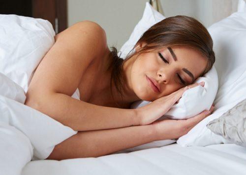 9 sätt att slappna av innan du sover