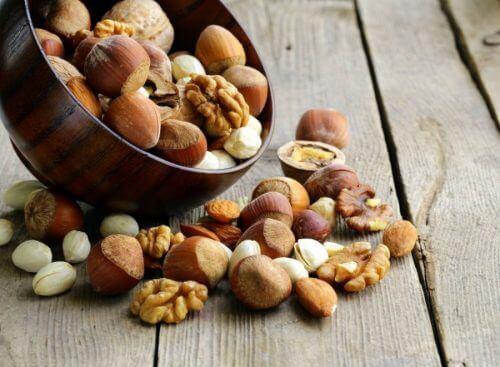 Nötter har många fördelar