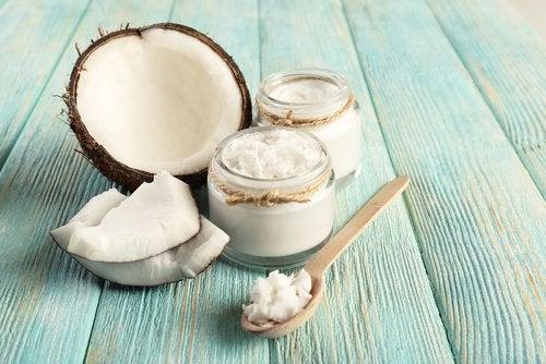 Antibakteriell kokos