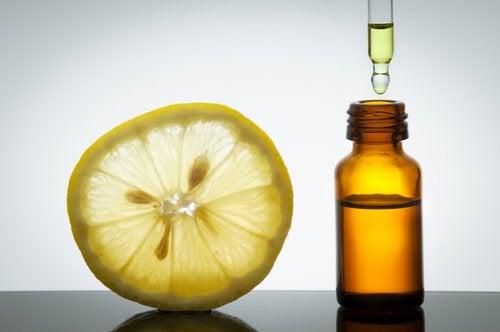 Citrusolja främjar kollagenproduktion