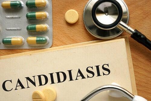 Läkemedel för candidiasis