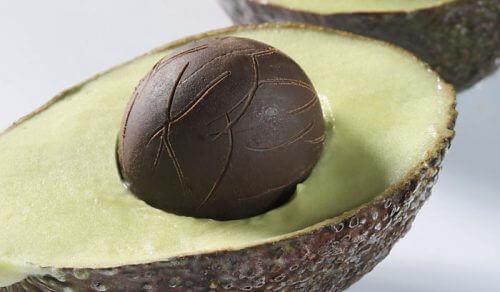 Nyttiga fetter från avokado