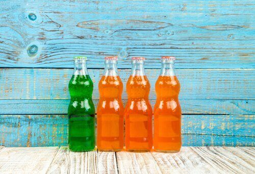 Undvik läsk och alkohol