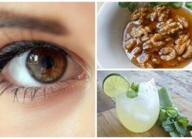 Förbättra ögonhälsan med aloe vera