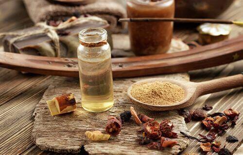 Frankincenseolja kan minska små rynkor