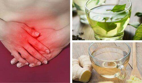 Avgifta dina tarmar med 4 varma drycker
