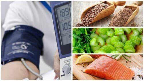 Kontrollera hypertoni med dessa 7 livsmedel