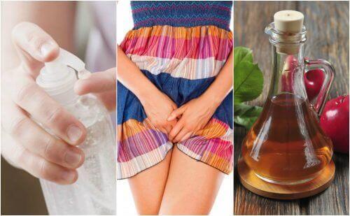 6 steg för att naturligt behandla svampinfektioner
