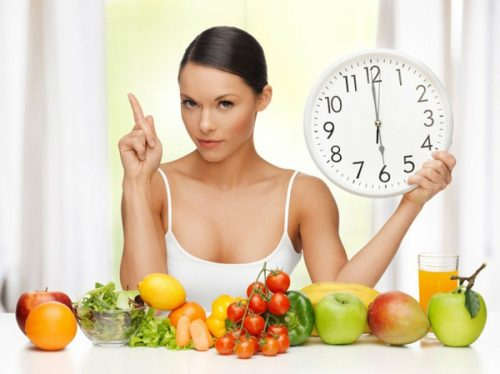 Vilken är den bästa tiden att äta vissa saker?