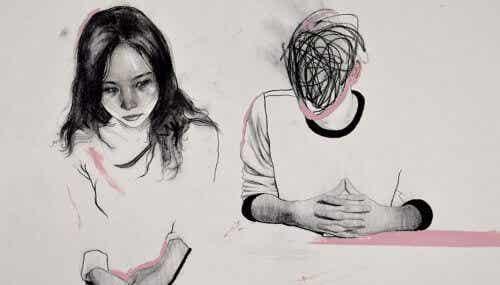 Den psykologiska kostnaden av att ge allt i en relation