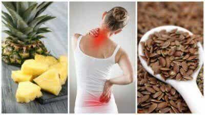 Lindra smärta och inflammation med dessa 7 livsmedel