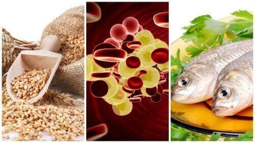 7 livsmedel du borde äta för att kontrollera ditt kolesterol