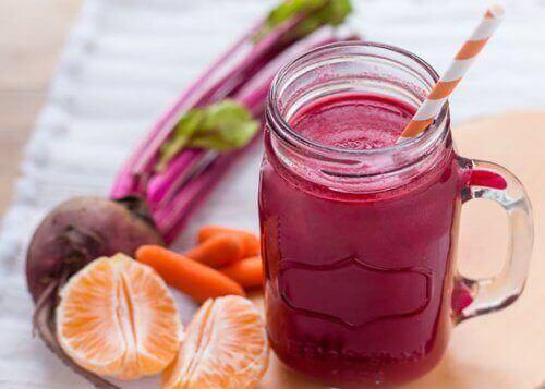 7 livsmedel mot inflammation i levern och sköldkörteln