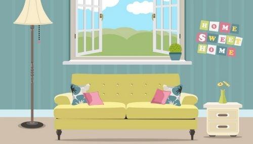 7 olika tips för att hålla hemmet rent