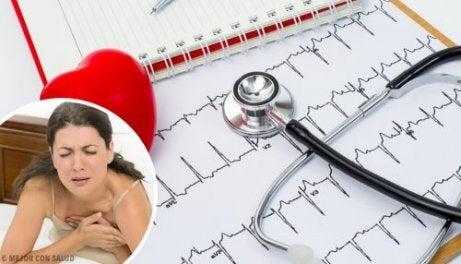 varför får man hjärtklappning