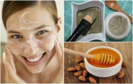 5 naturliga behandlingar som kan krympa stora porer