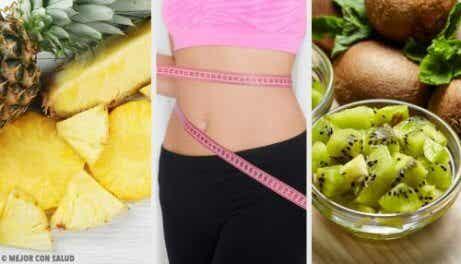 Fyra avgiftande drycker för viktnedgång