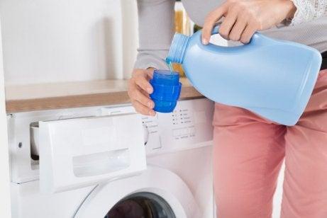 Byt tvättmedel