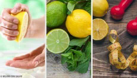 Använd citron på 11 fantastiska sätt