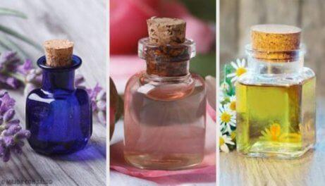 De 10 bästa eteriska oljorna för skönhet