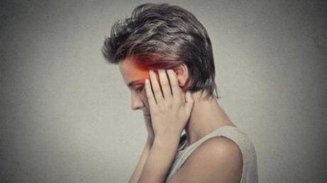 Exploderande huvud-syndrom