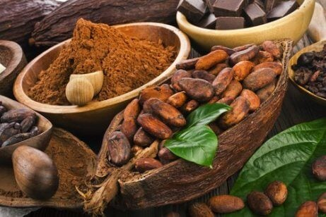Kakao innehåller tryptofan