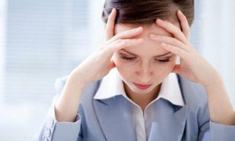 Huvudvärk har många olika orsaker