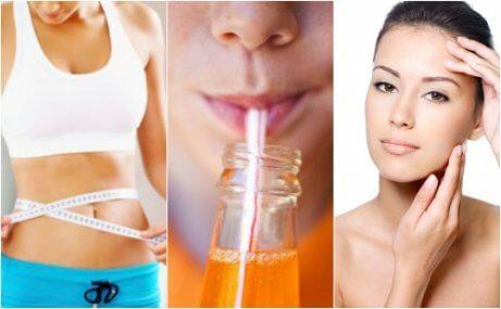 Sluta dricka läsk och upplev 8 hälsoförbättringar