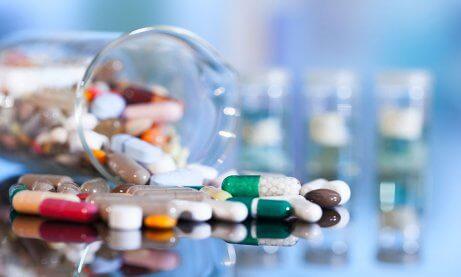 Läkemedel kan orsaka torrhet